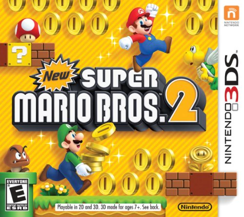 New Super Mario Bros. 2 on Nintendo 3DS