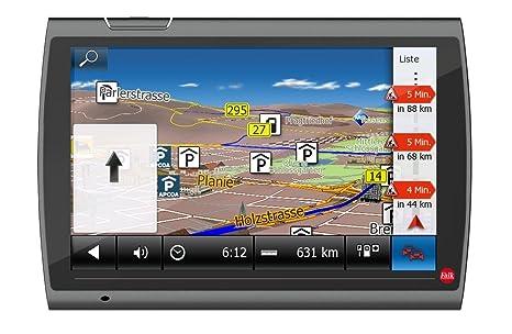 Falk 1674990000 GPS Noir, Argent