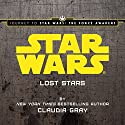 Star Wars: Lost Stars (       UNABRIDGED) by Claudia Gray Narrated by Pierce Cravens