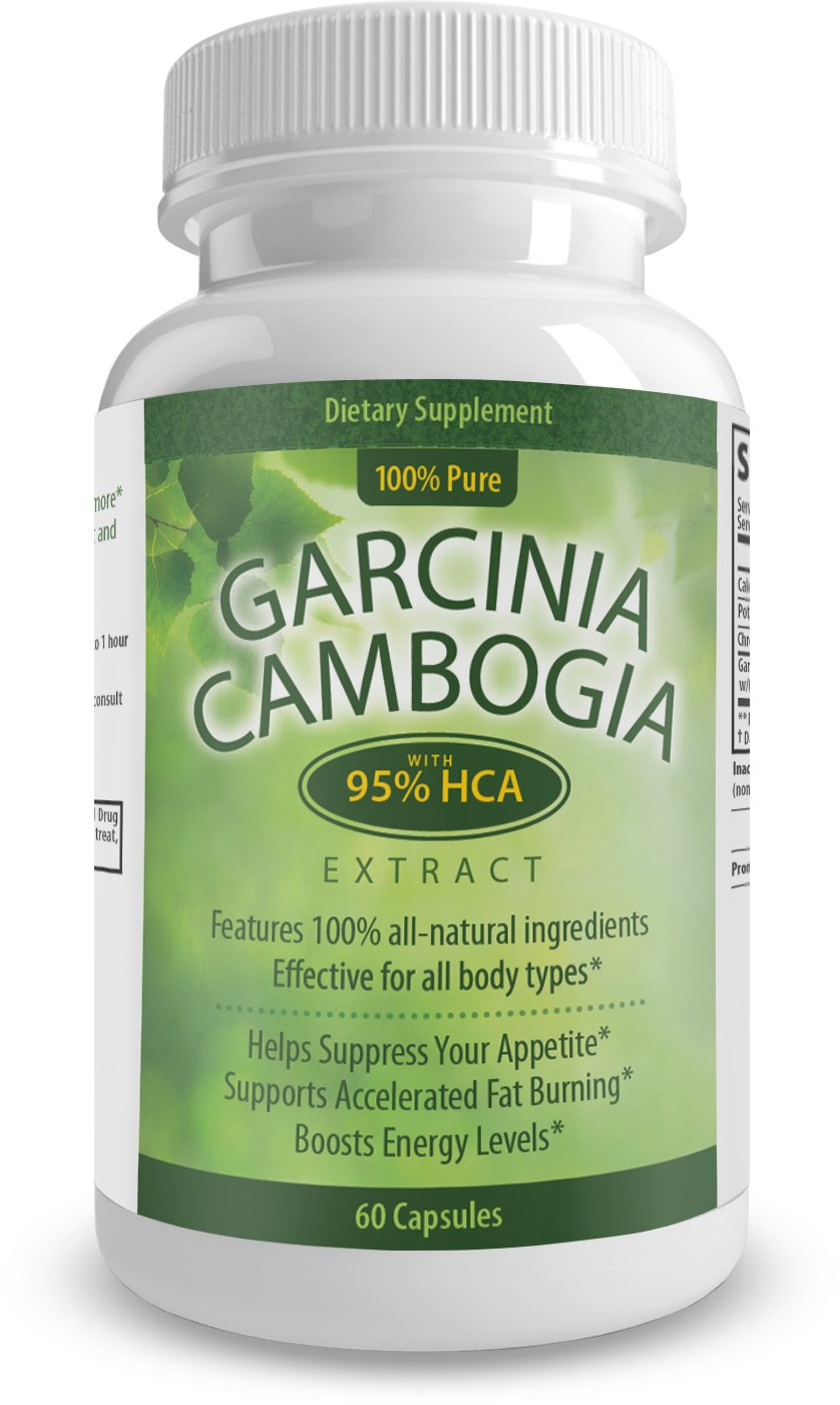 Pinnacle Nutrition's Garcinia cambogia