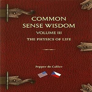 Common Sense Wisdom Audiobook