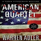 American Quartet: Fiona Fitzgerald Mysteries, Book 1 | Warren Adler