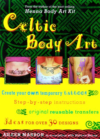 Celtic Body Art, Aileen Marron