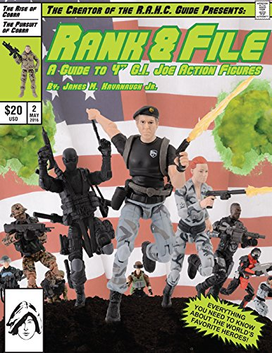 Rank & File a Guide to 4″ G.I. Joe Action Figures Volume 2