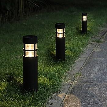 Solar Bollard Lights Outdoor