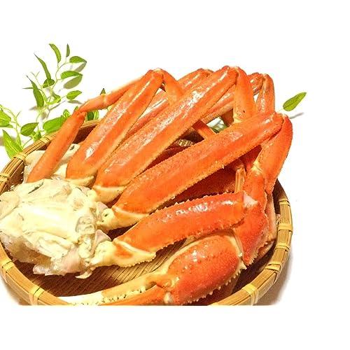 【極上ズワイガニボイル】本ずわい蟹脚 極太 3Lサイズ 5kg入