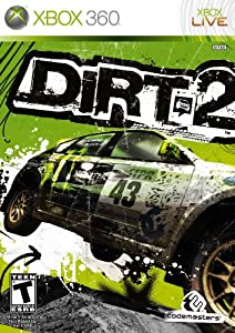 Dirt 2 (Bilingual game-play) - Xbox 360 Standard Edition