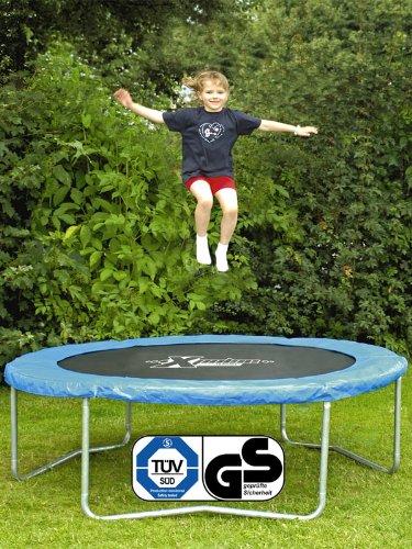 hudora trampolin buy hudora 65121 trampolin x pulse 200 cm reviews. Black Bedroom Furniture Sets. Home Design Ideas