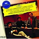 Berg: Chamber Concerto / Stravinsky: Ebony Concerto; Dumbarton Oaks; 8 Miniatures