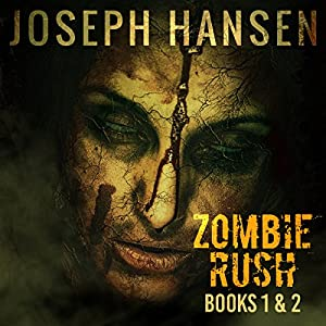 Zombie Rush: Books 1 and 2 Audiobook