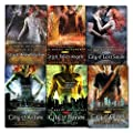 Cassandra Clare Mortal Instruments 6 Books Collection Pack Set RRP: �55.95 (City of Bones Book 1, City of Ashes Book 2, City of Glass Book 3, City of Fallen Angels Book 4, City of Lost Souls Book 5, City of Heavenly Fire Book 6)