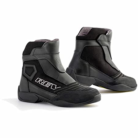 Rev it - demi-bottes - FIGHTER H2O - Couleur : Black - Pointure : 42