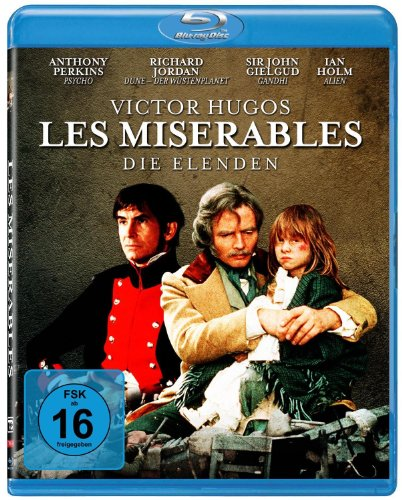 Les Miserables - Die Elenden [Blu-ray]