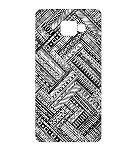 Happoz Samsung Galaxy J7 Prime (2016) Cases Back Cover Mobile Pouches Patterns Floral Flowers Premium Printed Designer Cartoon Girl 3D Funky Shell Hard Plastic Graphic Armour Fancy Slim Graffiti Imported Cute Colurful Stylish Boys Z091