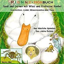 Das hässliche Spinnlein / Das siebte Entlein Hörbuch von Marion Hiller Gesprochen von: Conny Kailuweit