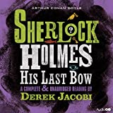 img - for Sherlock Holmes: His Last Bow book / textbook / text book