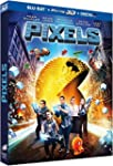 Pixels [Combo Blu-ray 3D + Blu-ray 2D...