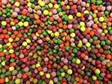 The Ultimix - Mega Mix Boilies - Plum, Krill, Tutti, Bloodworm, Spicy, Hempseed, Scopex, Coconut, Pineapple + more (125g Bag)