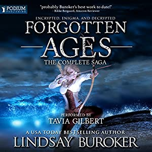Forgotten Ages Audiobook
