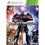 Transformers Rise Of The Dark Spark (XBOX 360 NTSC)