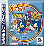 echange, troc Combo Sonic Advance 1 + Sonic Pinball Party