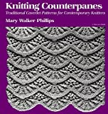 img - for Knitting Counterpanes: Traditional Coverlet Patterns for Contemporary Knitters book / textbook / text book