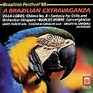 Villa-Lobos, H.: Choros No. 8 / Fantasia / Uirapuru / Nobre, M.: Convergencias (Brazil '88 - A Brazilian Music Extravanganza) (Carvalho)