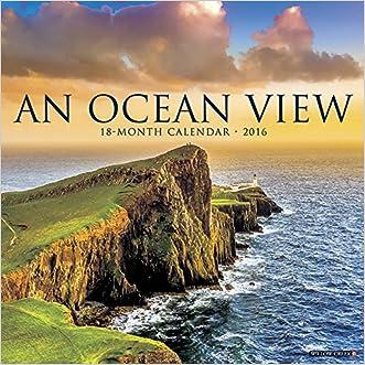 2016 Ocean View Wall Calendar