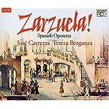 Zarzuela: Spanish Operetta, CD