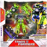Transformers Constructicon Devastator, 5-Pack by Transformers