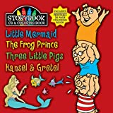 Little Mermaid Frog Prince Three Litte Pigs Various Artists