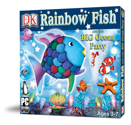 Rainbow Fish and The Big Ocean Party