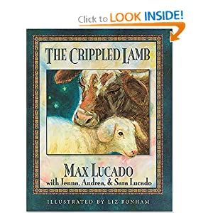 """The Crippled Lamb"" by Max Lucado :Book Review"