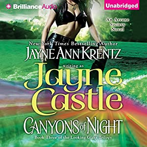 Canyons of Night Audiobook