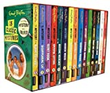 Enid Blyton Enid Blyton - Mystery Series Books: 15 books (The Mystery of: the Burnt Cottage / Disappearing Cat / Secret Room / Spiteful Letters / Missing Necklace / Hidden House / Pantomime Cat / Invisible Thief / Vanished Prince / Strange Bundle / Holly