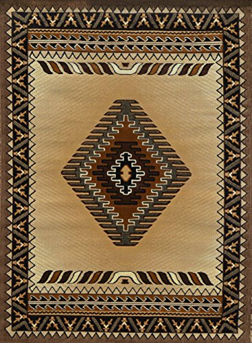 rugs 4 less collection southwest native american indian area rug design r4l 143 ebay. Black Bedroom Furniture Sets. Home Design Ideas