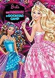 Image de Barbie - Eine Prinzessin im Rockstar-Camp: Buch zum Film wattiert