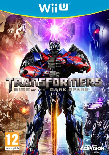 Transformers: Rise of the Dark Spark  (Wii U)