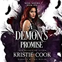 A Demon's Promise Audiobook by Kristie Cook Narrated by Erin Mallon