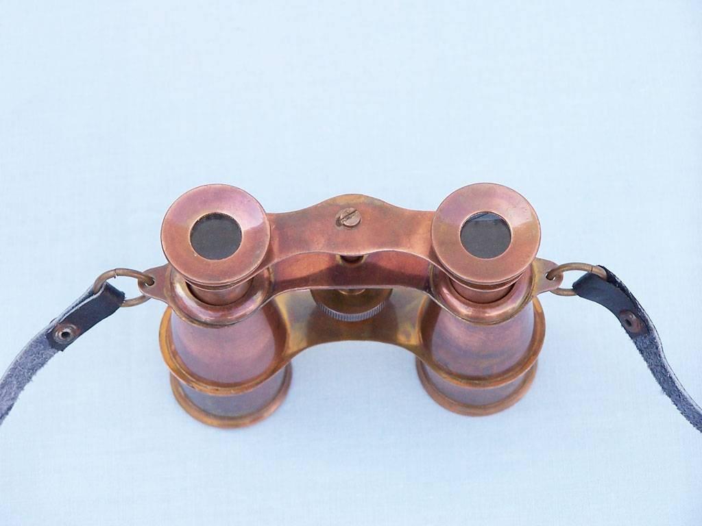 Scout's Antique Copper Binoculars 4