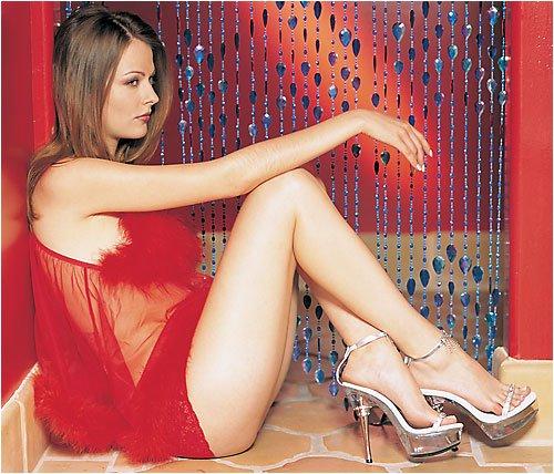 Ellie Shoes Women's 678-ZSAZSA 6 Platform Sandal, Available in 2 Colors