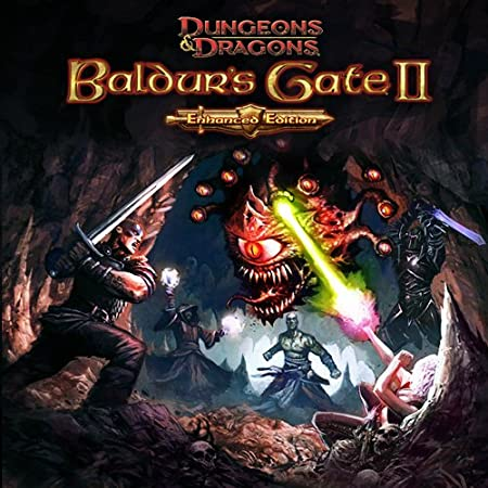Baldur's Gate II: Enhanced Edition [Online Game Code]