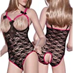 ANDI ROSE Sexy Women Lingerie Lace Op...