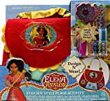 Disney Elena Stitch N Style Purse
