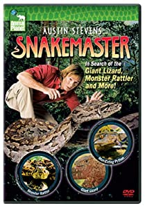 Snakemaster: In Search of the Giant Lizard, Monster Rattler and More!