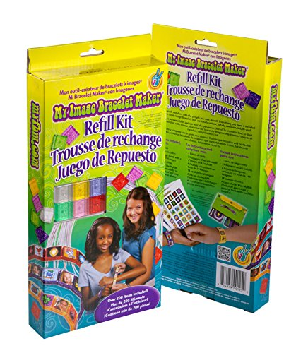 Choose Friendship My Image Bracelet Maker Refill Kit - 1