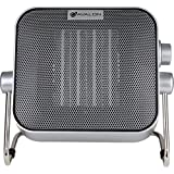Avalon Premium Ceramic Heater with Two Heat Settings, Fully Adjustable Angles With Warm Even Heat Technology, ETL Approved For Safety