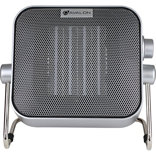 Avalon Appreciation a scarce Ceramic Heater with Two Heat Settings, Fully Adjustable Angles With Warm Even Heat Technology, ETL Approved For Safety