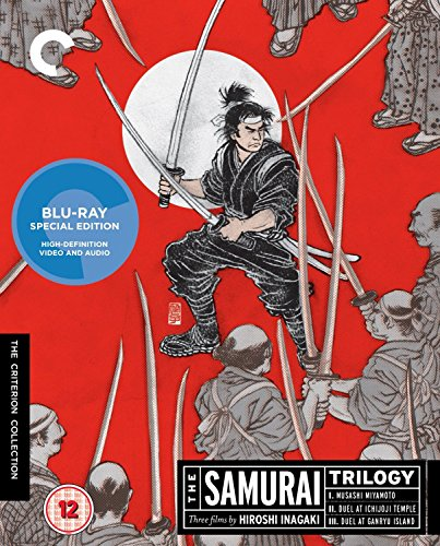 Samurai Trilogy [Criterion Collection] [Blu-ray]