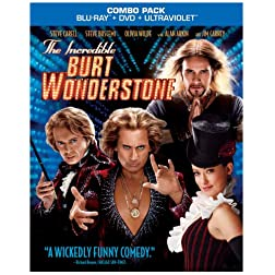 The Incredible Burt Wonderstone (Blu-ray+DVD+UltraViolet Combo Pack)